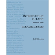 Introduction to Latin: Study Guide and Reader