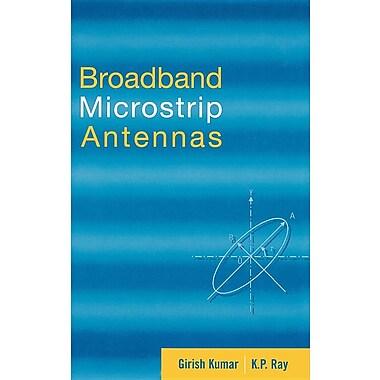 Broadband Microstrip Antennas