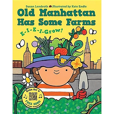 Old Manhattan Has Some Farms