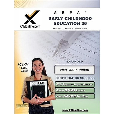 Aepa Early Childhood Education 36 Teacher Certification Test Prep Study Guide