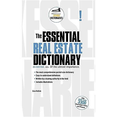 The Essential Real Estate Dictionary