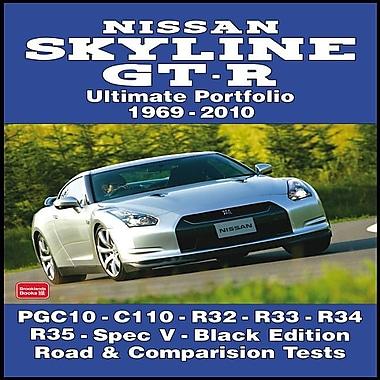 Nissan Skyline GT-R Ultimate Portfolio, 1969-2010