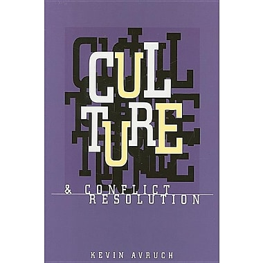Culture and Conflict Resolution