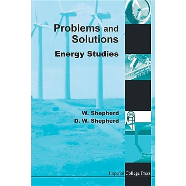 Problems and Solutions: Energy Studies