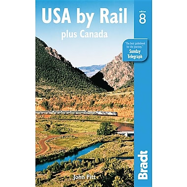 Bradt USA by Rail Plus Canada's Main Routes