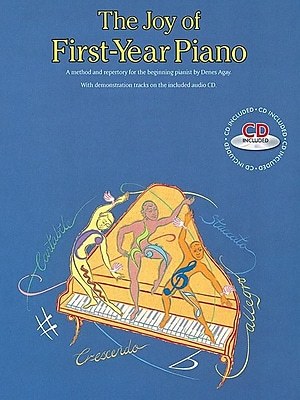 The Joy of First-Year Piano: A Method