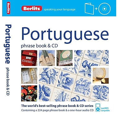 Berlitz Portuguese [With Paperback Book]