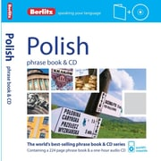 Berlitz Polish [With Paperback Book]