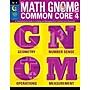 4th Grd Math Gnome & Common Core Four