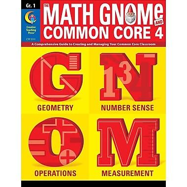 The Math Gnome and Common Core 4, Grade 1
