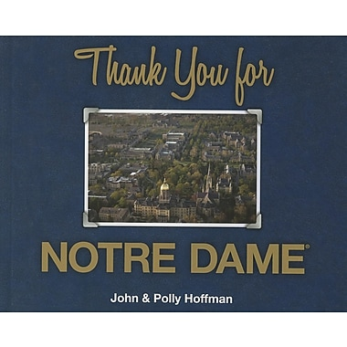 Thank You for Notre Dame