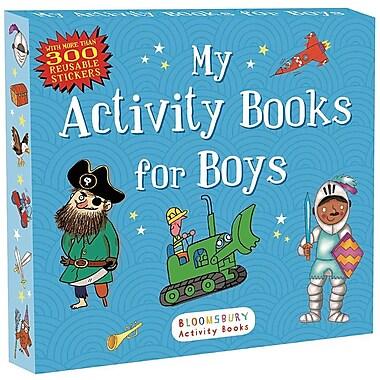 My Activity Books for Boys