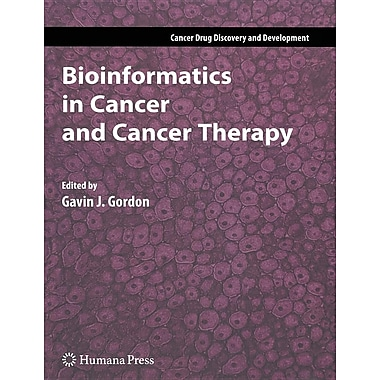 Bioinformatics in Cancer and Cancer Therapy