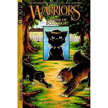 Warriors the Rise of Scourge