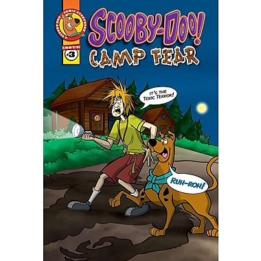 Scooby-Doo Comic Storybook #3:: Camp Fear