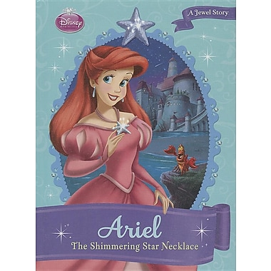 Ariel:: The Shimmering Star Necklace