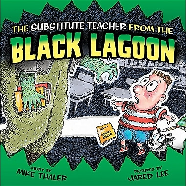 The Substitute Teacher from the Black Lagoon