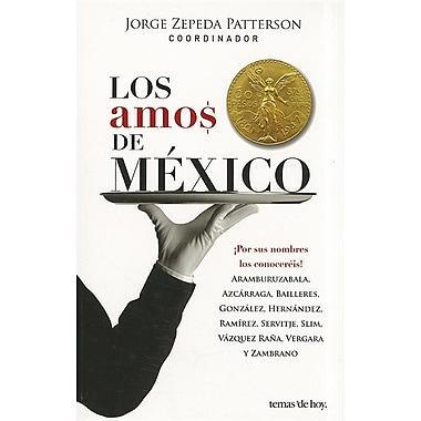 Los Amos de Mexico = The Owners of Mexico