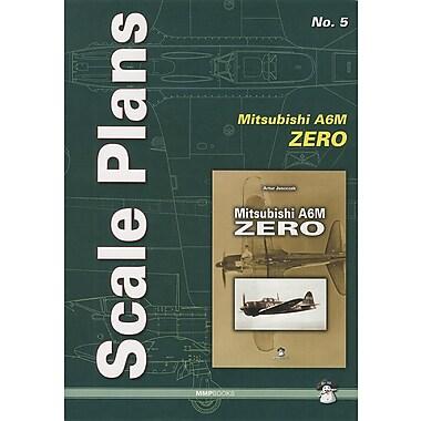 Scale Plans No. 5 A6m Zero