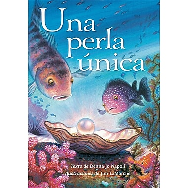Una Perla Unica = A Single Pearl
