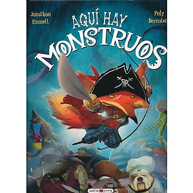 Aqui Hay Monstruos = Here There Are Monsters