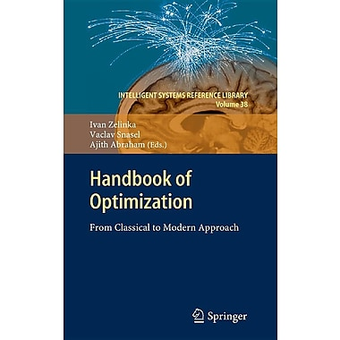 Handbook of Optimization: From Classical to Modern Approach