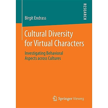 Cultural Diversity for Virtual Characters: Investigating Behavioral Aspects Across Cultures