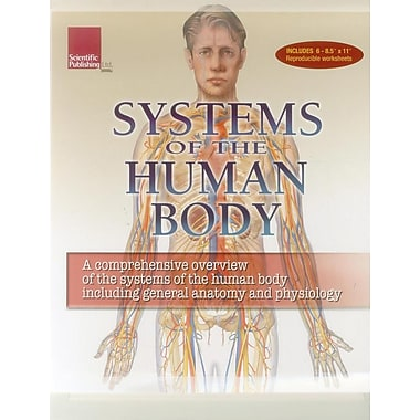Human Body Systems Flip Chart: Hbsf