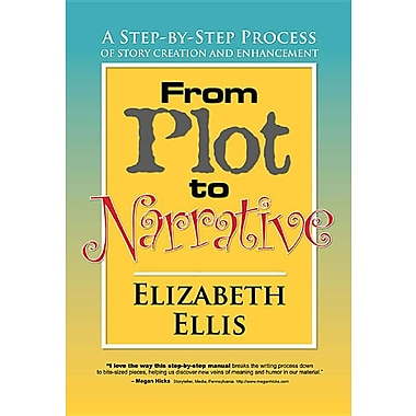 From Plot to Narrative: A Step-By-Step Process of Story Creation and Enhancement