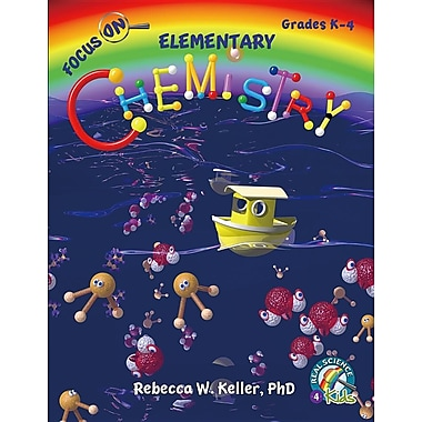 Focus on Elementary Chemistry Student Textbook (Softcover)