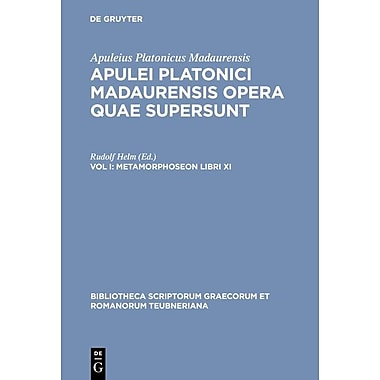 Metamorphoseon Libri XI