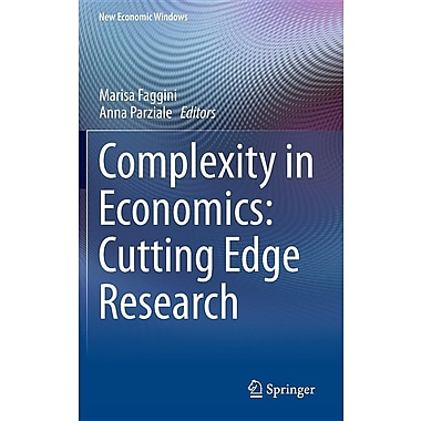 Complexity in Economics: Cutting Edge Research