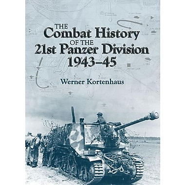 The Combat History of the 21st Panzer Division [With Book(s)]