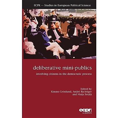 Deliberative Mini-Publics: Practices, Promises, Pitfalls