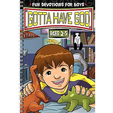 Gotta Have God Fun Devotions for Boys Ages 2-5