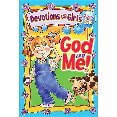 God and Me! Devotions for Girls Ages 2-5