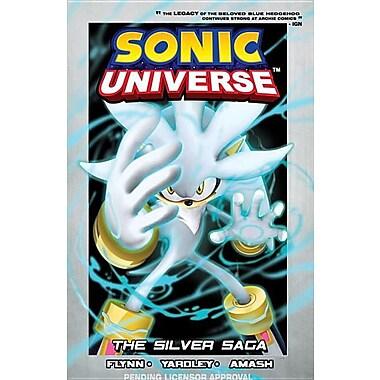 Sonic Universe 7: Silver Saga