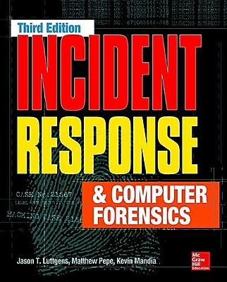 Deals Incident Response & Computer Forensics Before Too Late