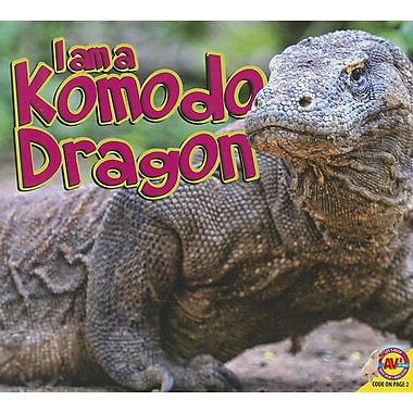 I Am Komodo Dragon