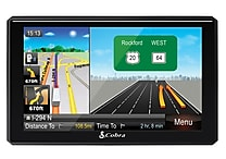 Cobra 8200 PRO HD 7' Navigation with Live Traffic and Lifetime Map Updates