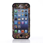 IPM Camouflage RealTree Rugged Protective Case for iPhone 5c, Black