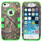 IPM Camouflage RealTree Rugged Protective Case for iPhone 5/5s, Green