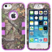 IPM Camouflage RealTree Rugged Protective Case for iPhone 5/5s, Purple