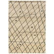 "StyleHaven-Tribal Ivory/ Brown Indoor Machine-made Polypropylene Area Rug (5'3"" X 7'6"")"