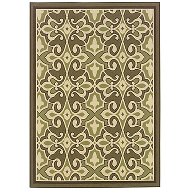 Style Haven Montego 2335G Indoor/Outdoor Area Rug