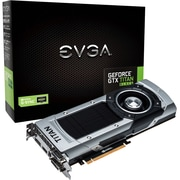 EVGA GeForce GTX Titan Black Superclocked Graphics Card