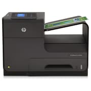 HP® X451DN Officejet Pro Inkjet Printer, Black