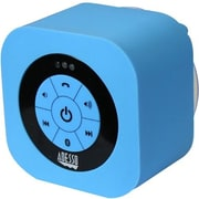 Adesso® Xtream S1 Bluetooth® 3.0 Waterproof Wireless Speaker, Blue