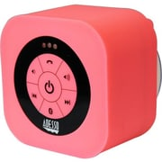 Adesso® Xtream S1 Bluetooth® 3.0 Waterproof Wireless Speaker, Pink