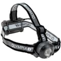 Olympia® Cree XP-C LED 230 Lumens Headlamp, Gray/Red